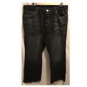Size 16 Calvin Klein Jeans Flare